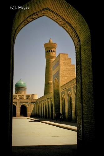 Buchara - Große Moschee