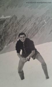 mein Opa mit dem typischen Grinsen im Gesicht