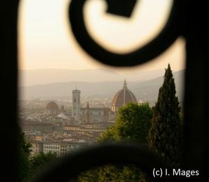Florenz - Blick auf den Duomo