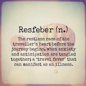 Resfeber