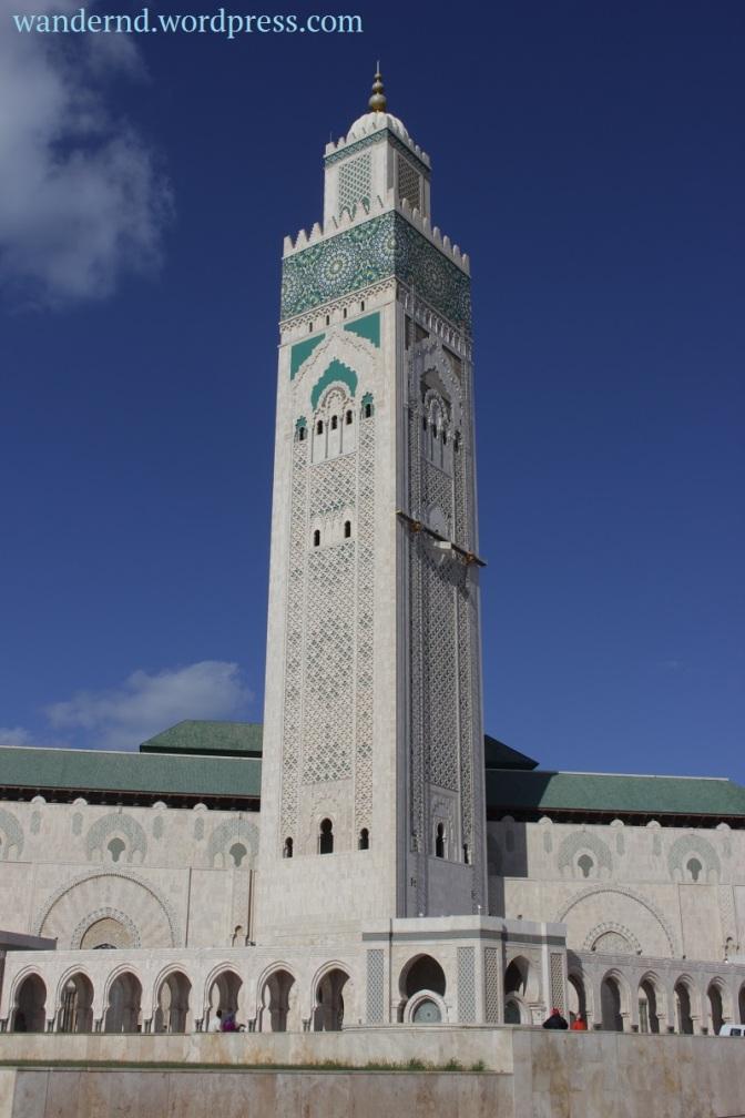 Casablanca - Moschee Hassan II.