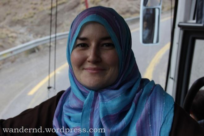 Zitat des Reiseleiters: Jetzt kommst du selbst in Marokko in jede Moschee