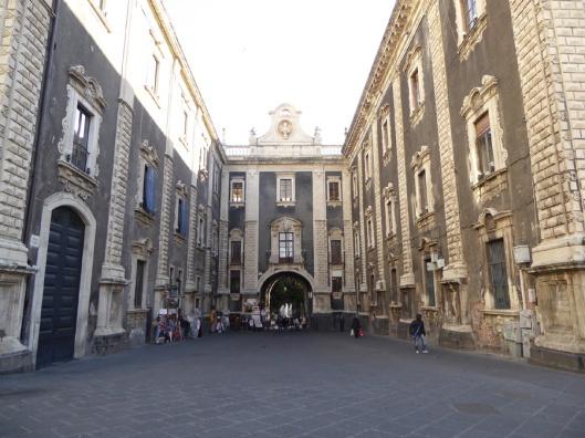so hab ich Catania auch noch in Erinnerung...