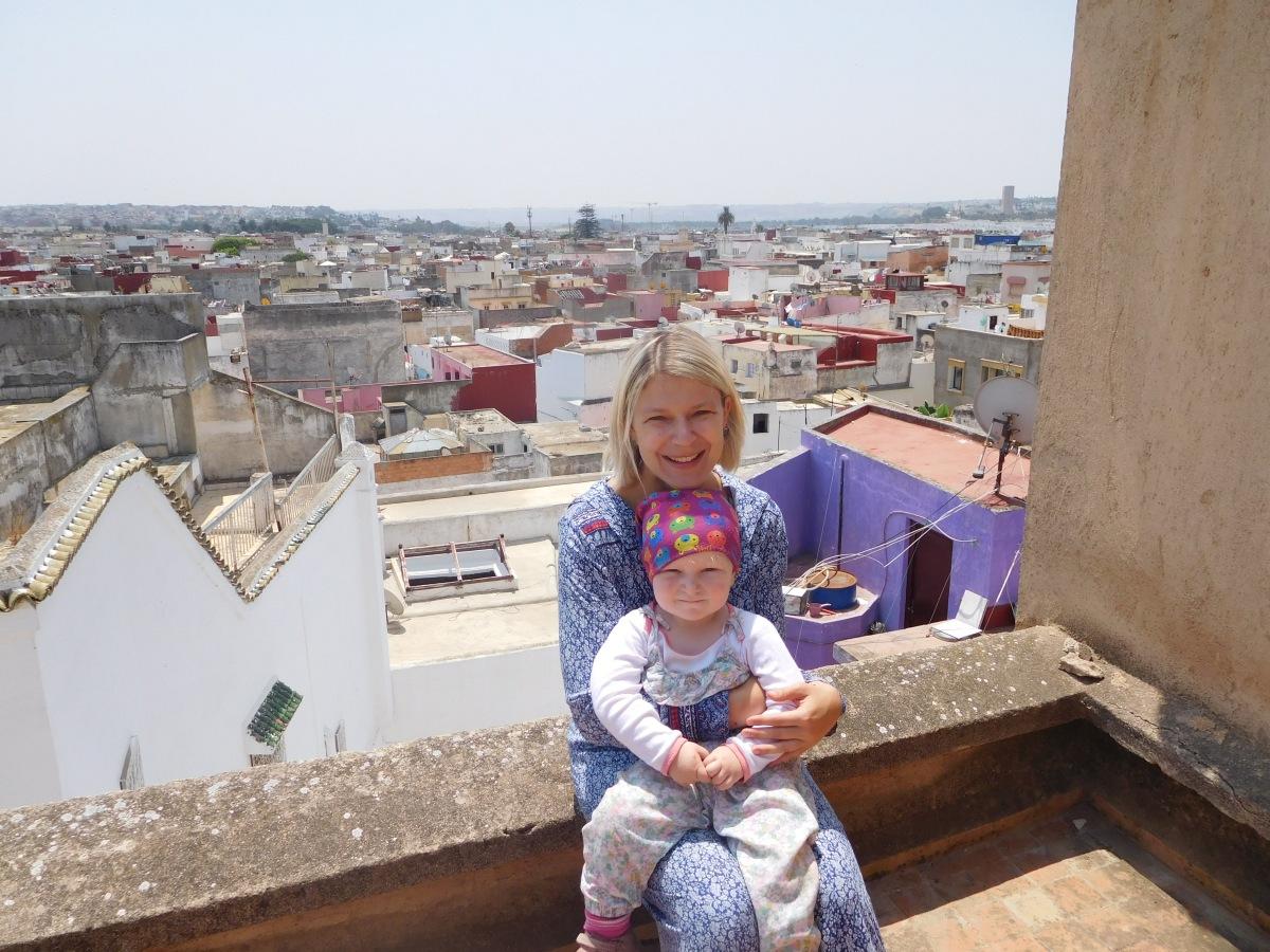 Frauen reisen in den Orient - Teil 5: Interview mit Sabrina von Felibrina